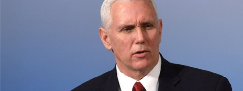 US remains hopeful for peaceful transition of power in Venezuela, says Pence