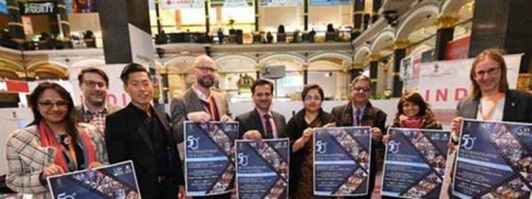 India Pavilion inaugurated at 69th Berlin Intl FilmFest