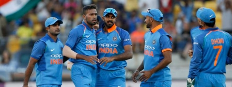Team India all set for another victory