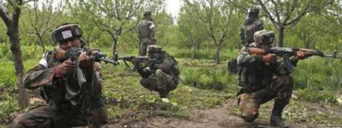 Encounter ensues in south Kashmir's Kulgam