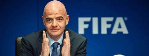 FIFA launching partnership with African Union on security, anti-corruption - Infantino