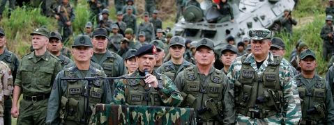Venezuela to commence 5-day military drills today