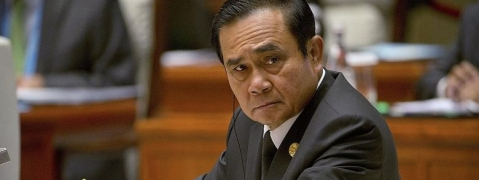 Prayut accepts nomination as PM candidate for Thai general election