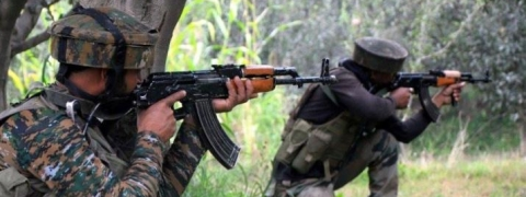 Two militants killed in Budgam encounter