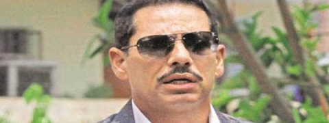 BJP targets Vadra again, says 2019 polls will be b/w Modi & gang of corrupt