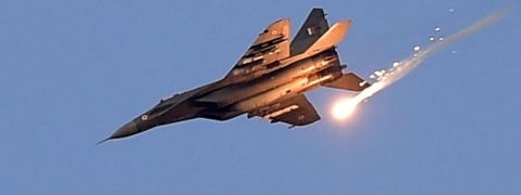 IAF's Focused Strikes on 3 JeM camps