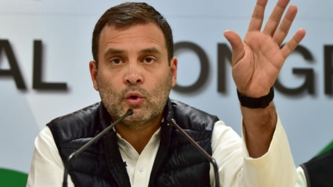 Rahul accuses Modi of acting as middleman in Rafale deal; says violation of official Secrets Act