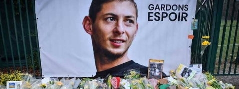 Body recovered from the wreckage is that of Emiliano Sala