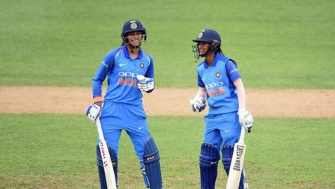 Rodrigues, Mandhana advance in T20I rankings