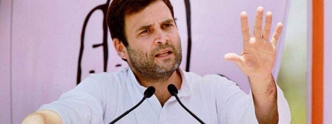 Modi govt a textbook case of moral bankruptcy: Rahul