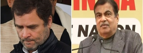 """I don't need your certificate"" - now, comes Gadkari snub for Rahul Gandhi"