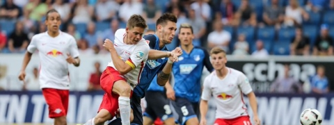 RB Leipzig, Hoffenheim draw 1-1 in Bundesliga