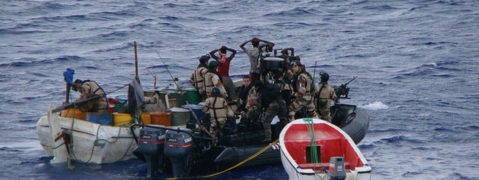 Int'l maritime crime becoming sophisticated as criminal groups exploit jurisdiction