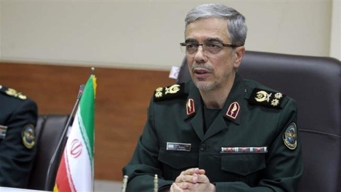 Iran's missile power non-negotiatble, says Chief of Armed forces