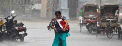 Moderate rainfall predicted in Bengal