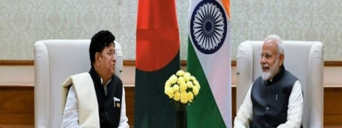 India committed to enhanced ties with Bangladesh, PM tells visiting Foreign Minister