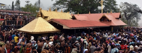 SC to hear review petitions on Sabarimala today