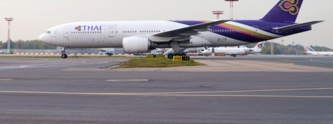 Thai Airways cancels all European flights