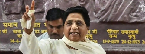 Mayawati should pay back public money she spent on statues, opines SC