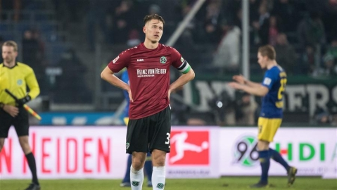 Leipzig down Hannover 3-0 in German Bundesliga