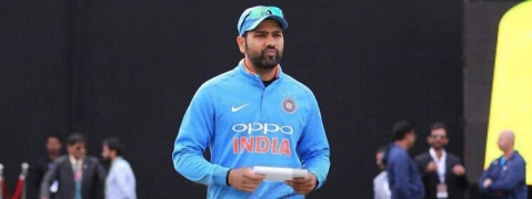 Failed to perform in all three departments: Rohit Sharma