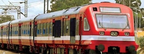 Train service remain suspended in south, resumes in North Kashmir