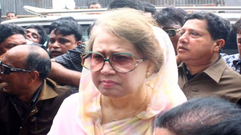 First anniversary of the jailing of Khaleda; BNP to hold protest rally