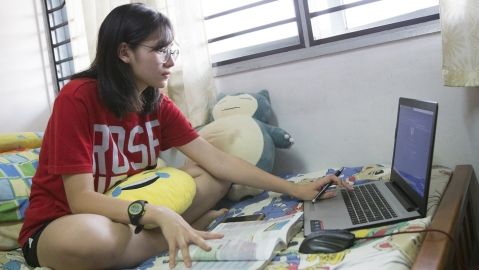 Safer Internet Day: UNICEF urges action to prevent cyberbullying, harassment