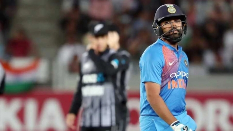 Pretty disappointed after losing T20 series against Nz: Rohit Sharma