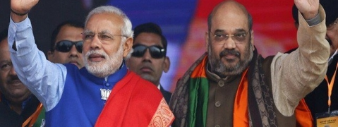 Shah to launch Kamal Jyoti sampark parv in UP from Ghazipur