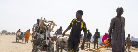 Nigeria-Cameroon border: 'No other possibility but to leave'
