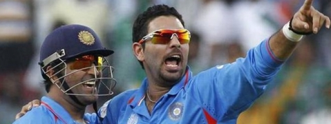 Dhoni's presence for India at World Cup is important, says Yuvraj Singh