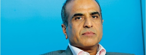 Global Mobile Industry Honours Sunil Bharti Mittal