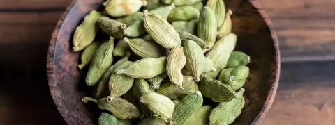 Price of small cardamom showing fluctuating trend during past 3 yrs