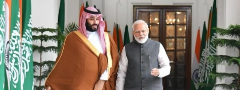 PM holds bilateral talks with Saudi Crown Prince