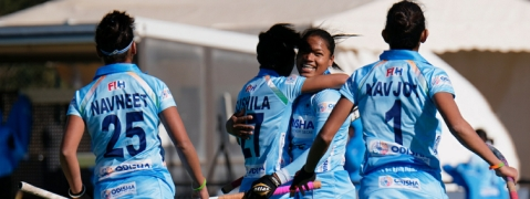 Spirited Indian women hockey notch sensational 3-0 win over Ireland