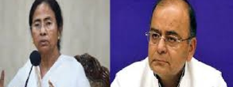 Mamata using CBI-chit fund probe row to draw political mileage, says Arun Jaitley