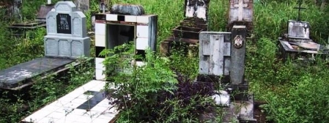 Mysterious cemeteries in Pulpally raise eyebrows of locals