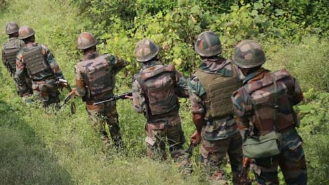 Sentry opens fire after suspicious movement near Army camp in Uri