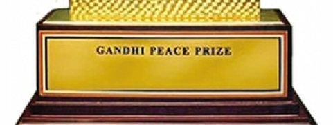 President to present Gandhi Peace Prize on Tuesday