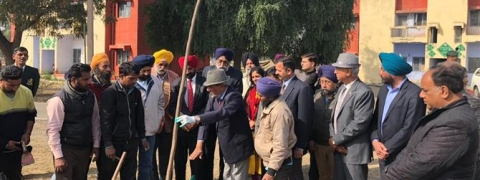 Mission Tandrust Punjab: 5.50 lakh trees to be planted by NGOs of Amritsar: PANNU