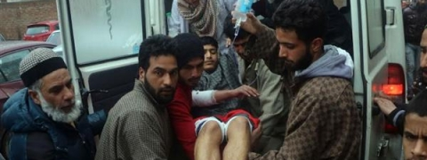 About a dozen students injured in blast at Pulwama school in south Kashmir