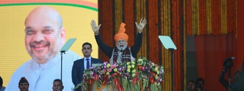 PM lays foundation of AIIMS, other projects in Samba's Vijaypur