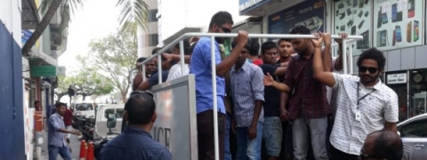 Maldives arrests 80 Bangladeshi workers