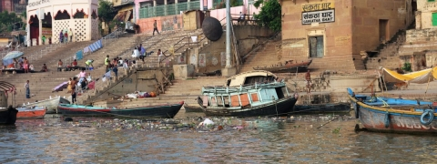 Cleaning programme for Ganga carried out at 41 locations