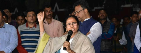 DMK pledges support to Mamata dharna