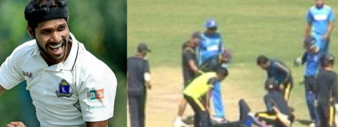 Dinda injured during Bengal's practice game