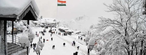 School, colleges closed due to heavy snow fall in Shimla