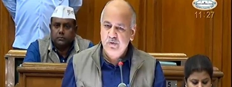 Delhi govt presents Rs 60,000 cr budget for 2019-20