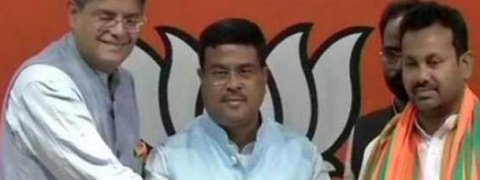 Former Congress leader & Odisha MLA Behera joins BJP